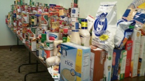 Food Drive - Oct 2010 (8)