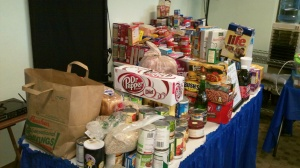 Food Drive - Oct 2010 (7)
