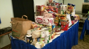 Food Drive - Oct 2010 (6)