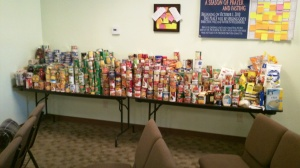Food Drive - Oct 2010 (2)