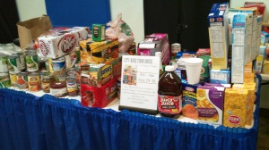 Food Drive - Oct 2010